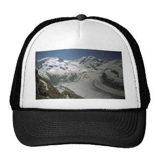 Gorner Glacier near Zermatt, Switzerland Trucker Hat