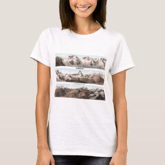 GORNERGRAT Swiss Alps Panorama 360° T-Shirt