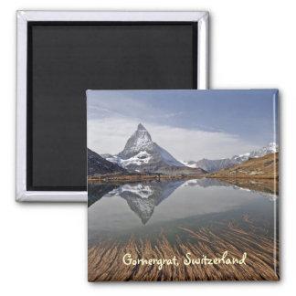 Gornergrat, Switzerland Magnet