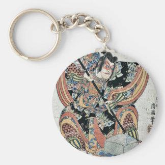 Goro de Yanone por Torii, Kiyomitsu II Ukiyoe Llaveros