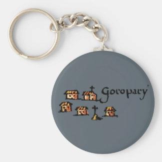 Goropary Keychain