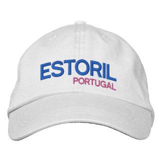Gorra ЭшторилПортугалияшляпа de Estoril* Portugal Gorra De Beisbol Bordada