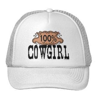 Gorra 100% de Cocwgirl