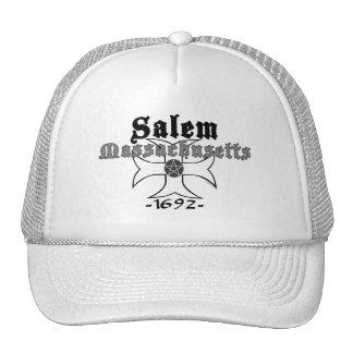 Gorra 1692 de Salem Massachusetts