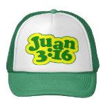 Gorra 16 de Juan 3