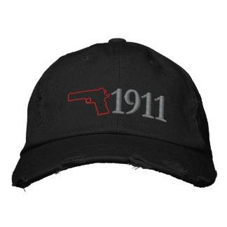 Gorra 1911 gorra de beisbol bordada