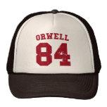 Gorra 1984 del jersey de George Orwell