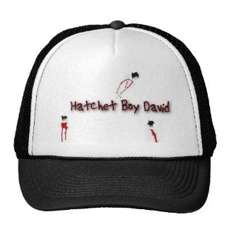 gorra 1 del muchacho del destral