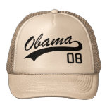 Gorra 2008 del jersey de Barack Obama