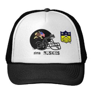 Gorra 2009 del casco de Zima Ruskies