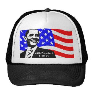 Gorra 2009 del recuerdo de la inauguración de Obam