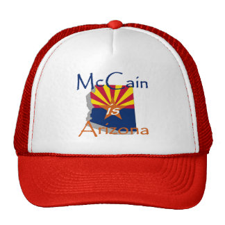 Gorra 2010 de McCain