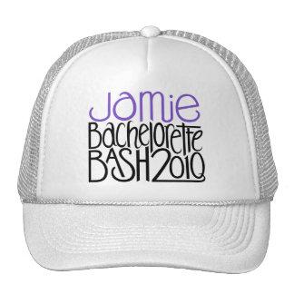 Gorra 2010 del golpe de Jamie Bachelorette