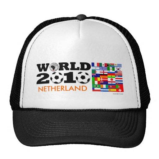 Gorra 2010 del nombre de país del parte movible de