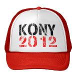 GORRA 2012 DE KONY