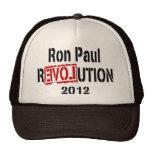 Gorra 2012 de la revolución de Ron Paul