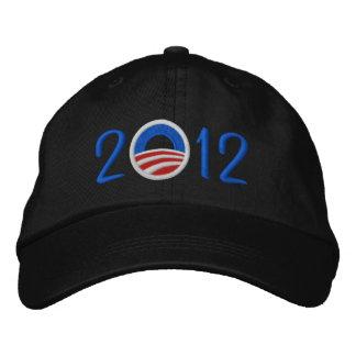 Gorra 2012 de Obama Gorra De Beisbol