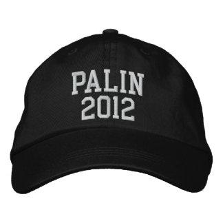 Gorra 2012 de Palin Gorra De Beisbol