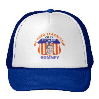 Gorra 2012 de Romney