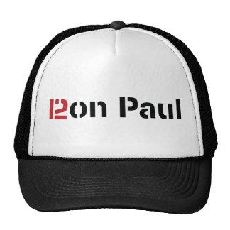 Gorra 2012 de Ron Paul
