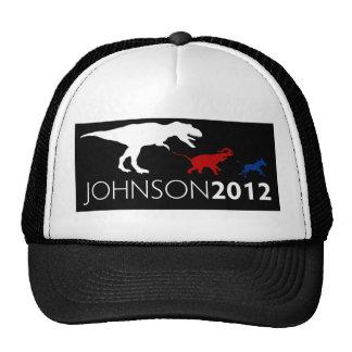 Gorra 2012 del camionero de Gary Johnson