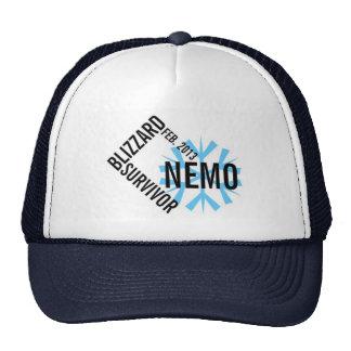 Gorra 2013 del superviviente de Nemo de la ventisc
