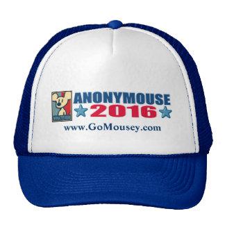 Gorra 2016 de Anonymouse
