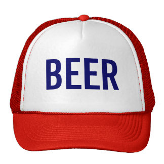 Gorra 2 de la cerveza: gorra con un vengence