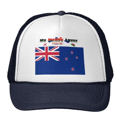 Gorra a juego del MRL/equipo Nueva Zelanda