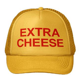 Gorra adicional del camionero del queso