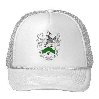 Gorra adoptivo del escudo de la familia