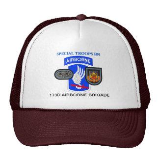 GORRA AEROTRANSPORTADO ESPECIAL de los BN 173D de