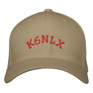 Gorra aficionado 2 de la muestra de la llamada por gorra de beisbol