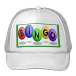 Gorra afortunado del bingo