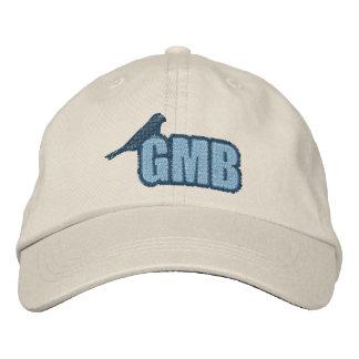 Gorra ajustable básico del logotipo del color de gorra de beisbol