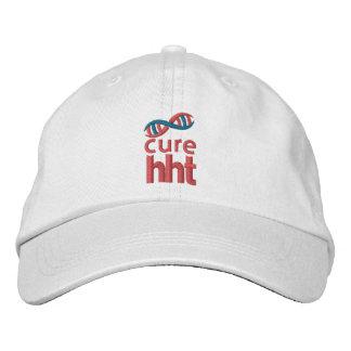 Gorra ajustable de la curación HHT Gorra Bordada