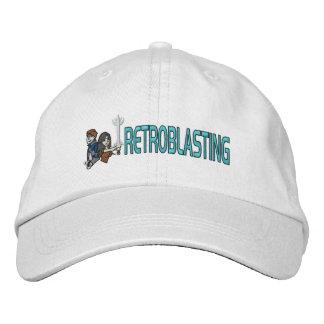 Gorra ajustable de RetroBlasting Gorra De Béisbol Bordada