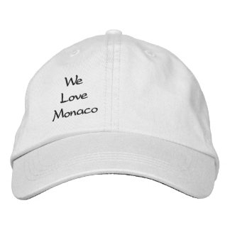 Gorra ajustable gorras de béisbol bordadas