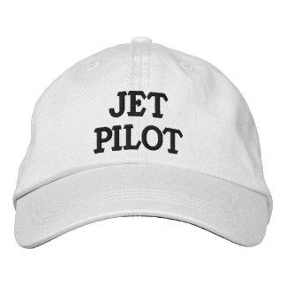 Gorra ajustable personalizado del PILOTO de JET Gorra De Beisbol
