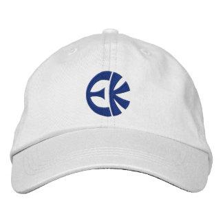 Gorra ajustable personalizado ECK Gorra Bordada