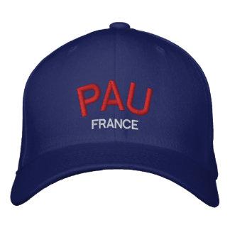 Gorra ajustable personalizado Francia de Pau Gorra Bordada