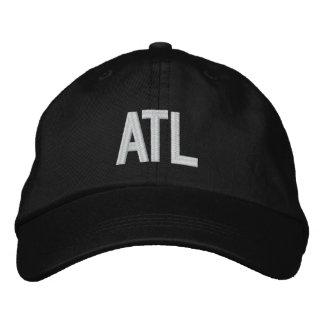 Gorra ajustable personalizado Georgia de ATL Gorra De Béisbol