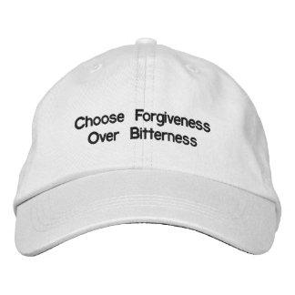 Gorra ajustable personalizado gorra de beisbol bordada