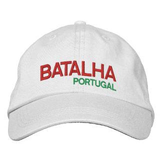 Gorra ajustable personalizado Portugal de Batalha* Gorra De Beisbol Bordada