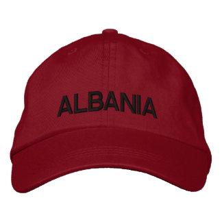 Gorra ajustable Shqipëri Kapak de Albania yo Gorra De Béisbol