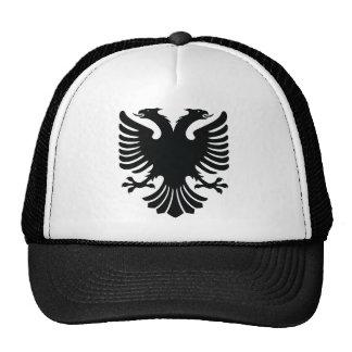 gorra albanés águila albanian eagle hat cabo