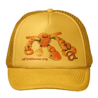 Gorra amarillo de ARTSI
