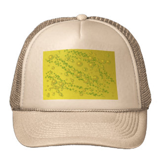 gorra amarillo de la perla