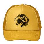 Gorra amarillo del camionero C3