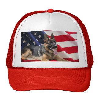 Gorra América del pastor alemán